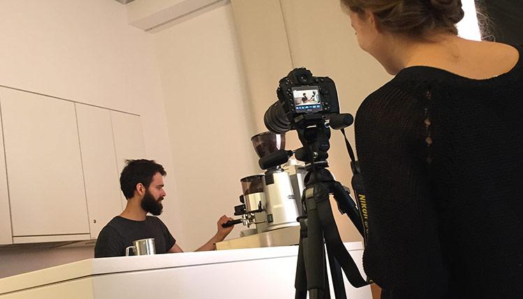 Foto- und Filmproduktionen für Kampagnen und Websites // Fotoshooting und Filmdreh: Merry NIXmas